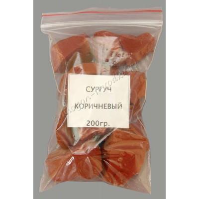 Сургуч коричневый 0,2 кг
